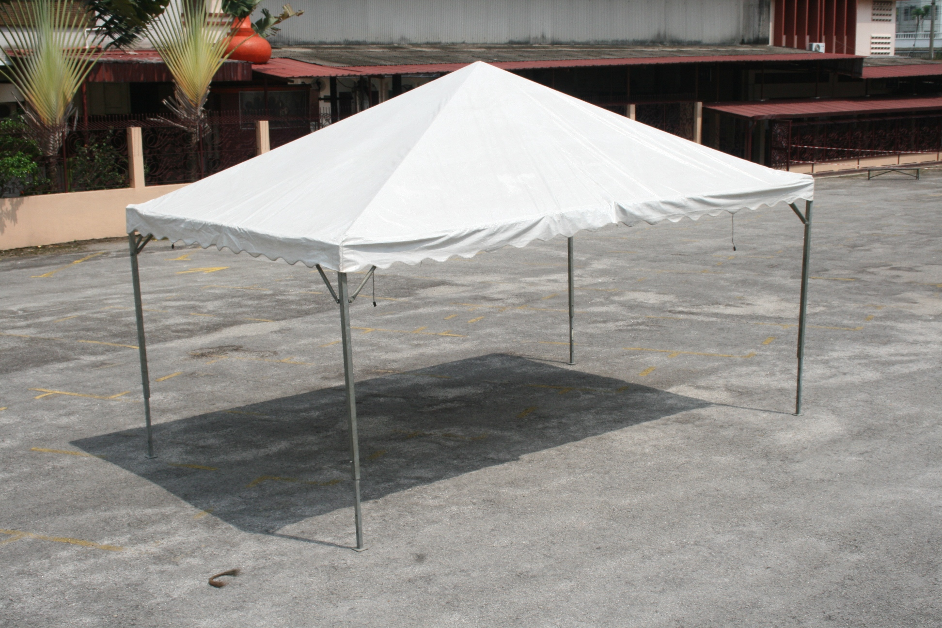 12 x 20 Pyramid White Canopy (Outside).JPG & Sinaran Canopy u0026 Events - Products